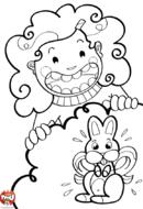 Oh le petit lapin