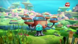 Les Octonauts et les raies manta - Octonauts
