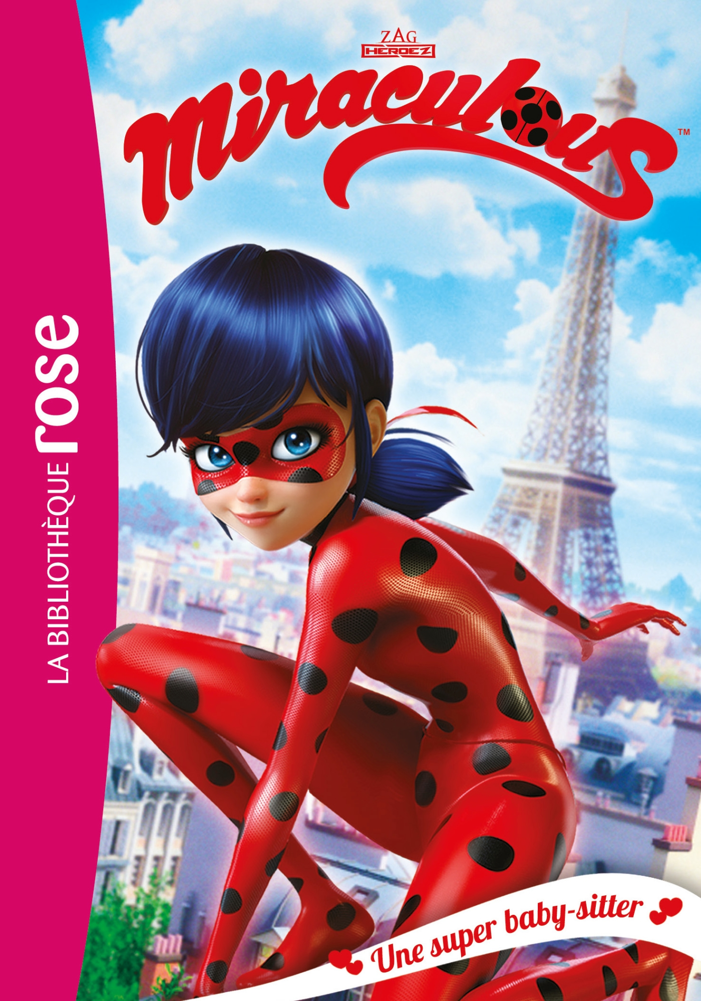 Miraculous Tome 1 - Hachette