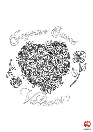 Offrir des roses à la Saint Valentin est un cadeau traditionnel mais qui fait toujours plaisir. Sur TFou.fr, tu peux offrir un bouquet de roses en forme de coeur !