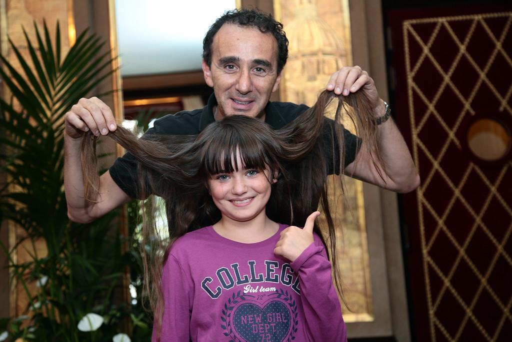 Visuel Elie Semoun - Lola