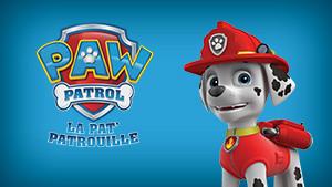 Playlist Paw Patrol sur TFou.fr