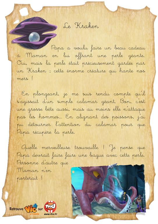 carnet de bord_vic le viking_le kraken