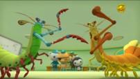 Les Octonauts & les crevettes-mantes - Octonauts
