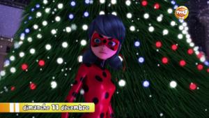 """Miraculous """"Pire Noël"""", un épisode inédit spécial Noël le 11 décembre"""