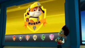 INTRO RUBEN - paw patrol