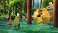 La quête des Cités d'Or - Episode 2