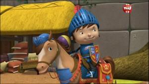 Mike le chevalier et les trois gargouilles - Mike le chevalier
