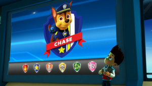 INTRO CHASE - Paw patrol