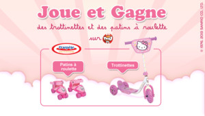 Concours - Hello-kitty