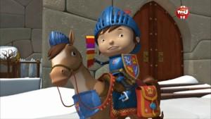 Mike le Chevalier et le viking des neiges - Mike le chevalier