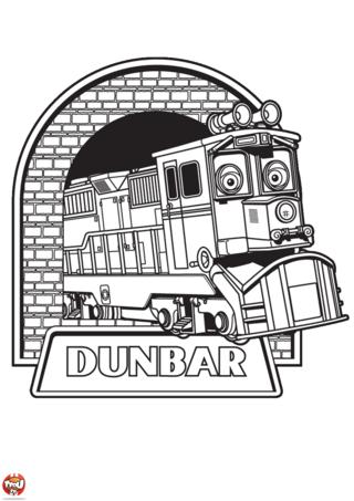 Coloriage: Dunbar