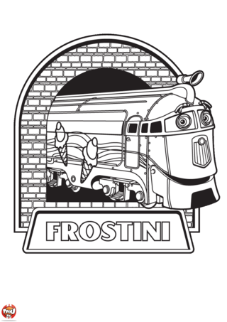 Coloriage: Frostini