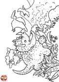 Les dinosaures en balade