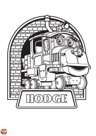 Coloriage: Hodge