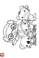 Kai-Lan et ses amis