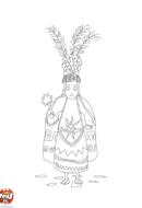 Prêtre inca