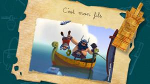 vic-le viking - vignette-C'est mon fils