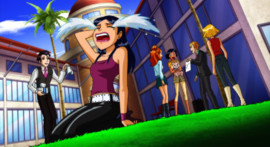 Visuel Totally Spies épisode 601