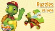 Puzzle Franklin et ses amis