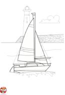 Petit voilier