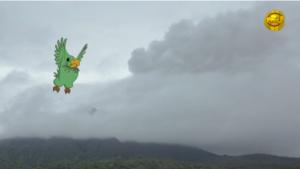 Documentaire : le volcan Sakurajima