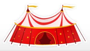Coloriage Activités Cirque