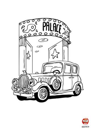 Imprime gratuitement ce super coloriage pour enfant sur TFOU.fr On met les petits plats dans les grands et on s'arrête au Palace ! Musique, fête et TFOUnautes sont tous là pour t'accueillir. Imagine toi : des montagnes de jouets, des toboggans, tous tes amis, des heures de spectacles, des rires, des lutins, des ninjas, des héros, des étoiles de mer...et plus encore ! Colorie cette image afin de les rejoindre ! Va vite sur TFou.fr pour imprimer ce super coloriage pour enfant et ajoute-y de superbes couleurs.