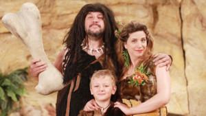 La famille Cro - caroussel 1