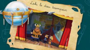 Vignette_Vic le viking_Loki le dieu trompeur