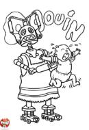 Robot bébé