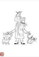 Vétérinaire et animaux