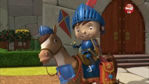 Mike le Chevalier et l'arc-en-ciel - Mike le chevalier