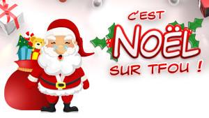 Noël 2012 : C'est Noël sur TFou