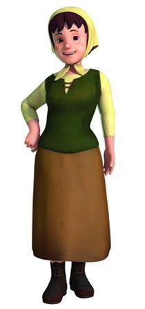 Heidi - Dete