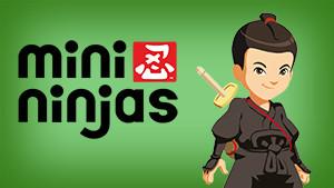 Mini-Ninjas, la nouvelle série sur TFOU.fr