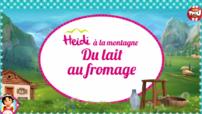 Heidi - Du lait au fromage