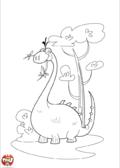 Grand diplodocus
