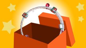 Visuel - Cadeau bracelet dans boîte