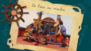 Vignette 2 - carnet de bord Vic le viking