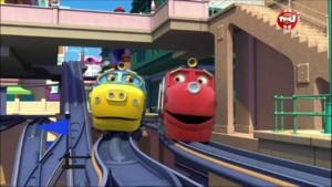 La course des locos - Chuggington