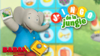 Jeu Babar : Jingo de la jungle