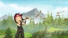 Mini Ninjas - Suzume