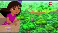 Retour dans la forêt tropicale