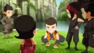 Mini Ninjas - Les mini ninjas