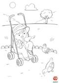 La promenade de bébé