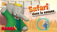 Jeu Babar : safari dans la savane
