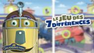 Jeu Chuggington : les 7 différences