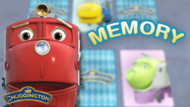 Jeu Chuggington : le memory