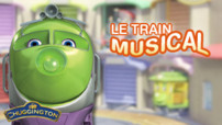 Jeu Chuggington : le train musical
